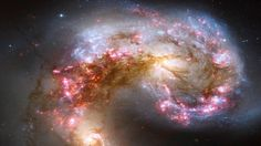 Attachment image of High Definition Pictures of Galaxies with 1920x1080 or 1080P Resolution