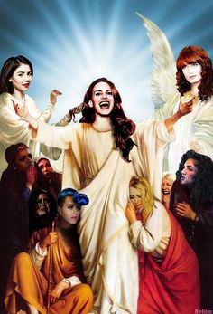 lady gaga Rihanna funny Adele ldr Katy Perry lana del rey florence and the machine Marina and the Diamonds Lorde lanaism