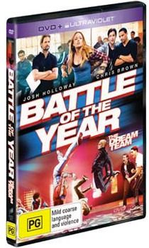 Win a Copy of Battle of the Year on DVD or Bluray