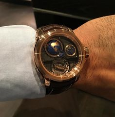 Cecil Purnell World Time Bi-Axial Tourbillon. #cecilpurnell #EBillion #yorkville #watches #instawatch #timepiece #watchcollector #wristwatch #watchporn #wristporn #wristwatch #luxury #luxurybrand #luxurylifestyle #luxurywatch #instawatch #tourbillon by ebillion