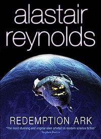 Alastair Reynolds - The king of Space Opera