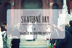 Svatební hry a zábava pro hosty Brittany, Dream Wedding, Wedding Decorations, Wedding Invitations, Wedding Inspiration, Weddings, Wedding, Wedding Decor, Wedding Invitation Cards