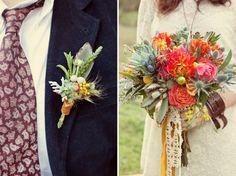 (via Bohemian Wedding Inspiration   Green Wedding Shoes Wedding Blog   Wedding Trends for Stylish Creative Brides)