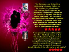Book Show, Book Reviews, Novels, This Book, Relationship, Student, Reading, Link, Sweet
