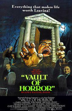 The Vault Of Horror (1973) Amicus Film - Movie Posters https://www.youtube.com/user/PopcornCinemaShow