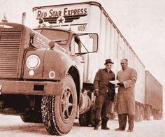 Vintage Mack Truck