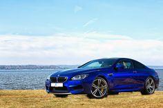 X-Leasing   Fotostrecke BMW M6 Coupe sanmarinoblaumetallic