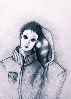 Masky and Hoodie_2 by Leento.deviantart.com on @DeviantArt
