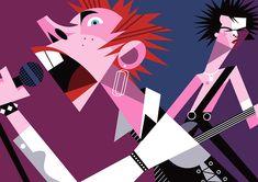 Sex Pistols- Pablo Lobato