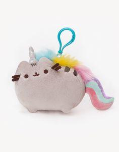 Pusheenicorn Backpack Clip - SUDDENLY CAT