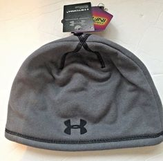 e8c2ff507e6 BOYS UNDER ARMOUR STORM INFRARED BEANIE HAT. WATER RESISTANT. M (4-6yrs)   fashion  clothing  shoes  accessories  kidsclothingshoesaccs   boysaccessories  ad ...