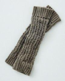 Wool Yak Arm Warmers