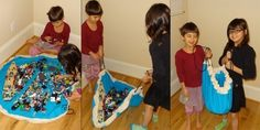 Swoop Bag | 35 Genius Parenting Inventions