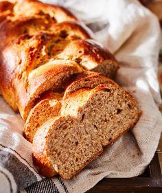 Diabetic Recipes, Diet Recipes, Eat Breakfast, Winter Food, Sugar Free, Banana Bread, Paleo, Cooking, Healthy