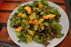 DSC 0584 620x413 Three Great Salads with Fruit