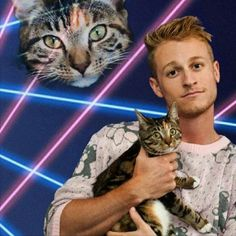 Pin for Later: Red Alert — There Is a Very Real Instagram Account Chock-Full of Hot Guys Holding Cats