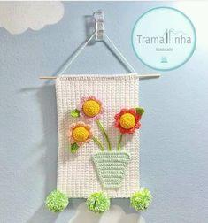 C2c Crochet, Crochet Bear, Crochet Wall Hangings, Pixel Art, Crochet Earrings, Tapestry, Handmade, Instagram, Album