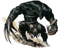 Astral Stalker, D&D 4e, rpg, monster