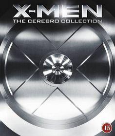 X -Men - The Cerebro Collection (7-disc Blu-ray) 59,95€