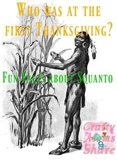 Who Was at the First Thanksgiving? Fun Facts about Squanto