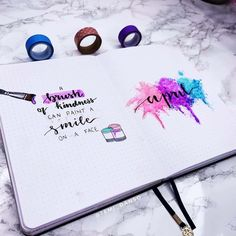 Looking for theme ideas for April? Check out these 15+ cover pages to inspire your Bullet Journal setup. Plus check out my April 2021 Plan With Me. Check my pages: cover page, monthly log, habit tracker, mood tracker, and more. As well as a photo of my new puppy! April Bullet Journal, Bullet Journal Themes, Cheap Washi Tape, Inspirational Quotes Wallpapers, Planning Your Day, Mood Tracker, New Puppy, Cover Pages, Wallpaper Quotes