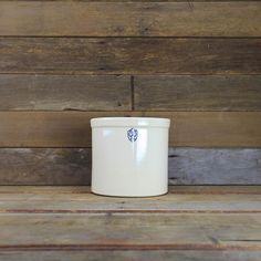 2 Gallon Fermentation Crock - Ohio Stoneware Pickling Crock