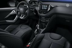 Jus domina naujas Peugeot 208 GTi automobilis? Naujo Peugeot 208 GTi automobilio specifikacija ir bazinė kaina.