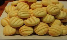Galletas de Maicena, receta Argentina