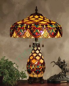 Twin lighting lamp