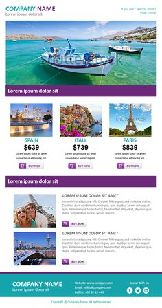 the 135 best email templates images on pinterest design web page
