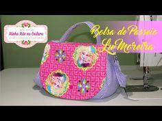 Bolsa de Passeio Lu Moreira | Minha Mãe na Costura | - YouTube