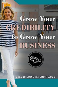 What makes you credible? Regardless of the type of business you have, you are going to want to continue growing your Credibility Bubble. You might want to check out how I did that. Tune in to this episode: https://shesbuildingherempire.com/podcast/149