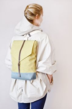 Our 2013/14 atumn/winter collection. All of our backpacks are handmade and desingned by ourself. We use only hand-dyed pure cotton canvas and real leather. http://kis-kasbags.blogspot.hu/