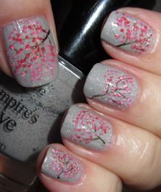 28 Glamour Nail Art ‹ ALL FOR FASHION DESIGN