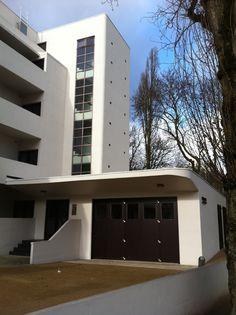 Isokon Building/Lawn Road Flats, Hampstead Wells Coates 1934