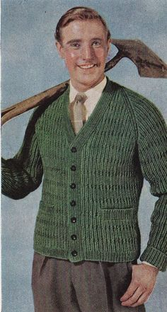 95a29238d99f97 vintage men's knitwear 1950 - Google Search | knitwear for manly men |  Vintage knitting, Knitting patterns, Knitting