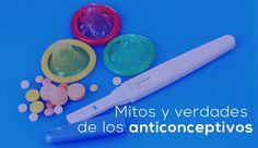 En este artículo se aclaran todos los mitos y creencias erróneas que se tienen acerca de los anticonceptivos, con el respaldo de diferentes estudios científicos y opiniones expertas.