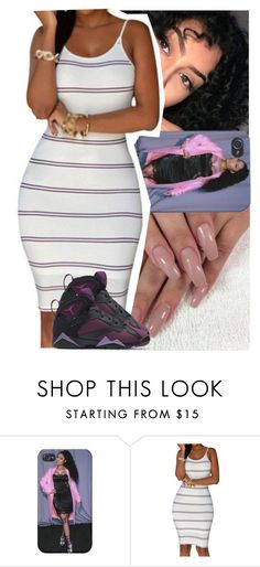 """""""I took yours, I made her mine"""" by theyknowtyy ❤ liked on Polyvore featuring NIKE"""