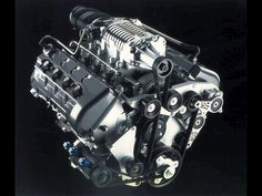 2005 Ford GT - Engine - 1024x768 Wallpaper