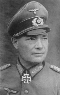 "Le ""General der Artillerie"" Rolf Wuthmann"