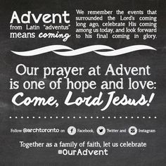 Advent is the season of hope preparation expectation and what is advent ouradvent fandeluxe Gallery
