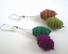 ninamccanndesign rev felt earrings