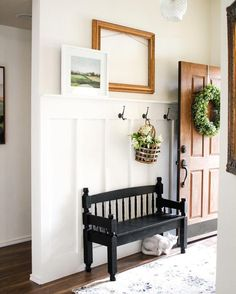 Home Interior Entrance .Home Interior Entrance H & M Home, Hallway Decorating, Porch Decorating, First Home, Home Staging, Cheap Home Decor, Home Projects, Home Remodeling, Sweet Home