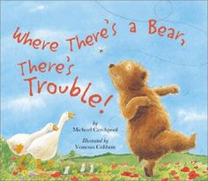 Where There's a Bear, There's Trouble:Amazon:Books