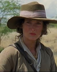 Out of Africa - Merryl  Streep