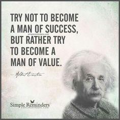 A man...