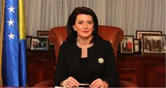 ATIFETE JAHJAGA, President of Kosovo, 2011-present.  Atifete Jahjaga is the fourth and current President of Kosovo, and is the youngest to ever be elected to the position. Born in 1975, she graduated from the faculty of law at the University of Prishtina in 2000. Before going into politics, she worked in the Kosovo police force, progressing her way up to the rank of Major General.