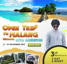 Malang Open Trip Brochure