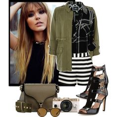 Untitled #198 by wanndan-jco on Polyvore featuring Rails, River Island, Forever New, SJP, Valentino and Ray-Ban