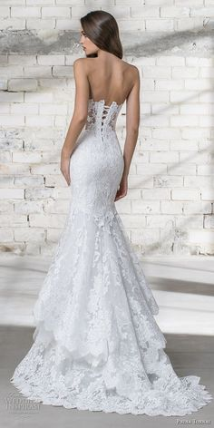pnina tornai 2019 love bridal strapless deep plunging sweetheart neckline full e. - pnina tornai 2019 love bridal strapless deep plunging sweetheart neckline full embellished tiered s - Corset Back Wedding Dress, Elegant Wedding Dress, Dream Wedding Dresses, Designer Wedding Dresses, Bridal Dresses, Event Dresses, Lace Wedding, Wedding Rings, Dresses Dresses